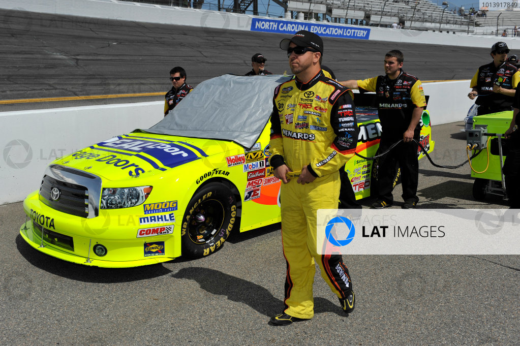 13-14 April, 2013, Rockingham, North Carolina USA Matt Crafton ©2013, Scott R LePage LAT Photo USA