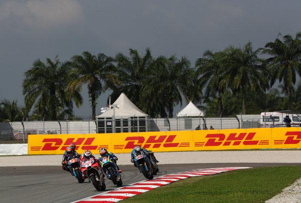 2017 MotoGP Championship - Round 17 Sepang, Malaysia. Saturday 28 October 2017 Jorge Lorenzo, Ducati Team World Copyright: Gold and Goose / LAT Images ref: Digital Image 702228