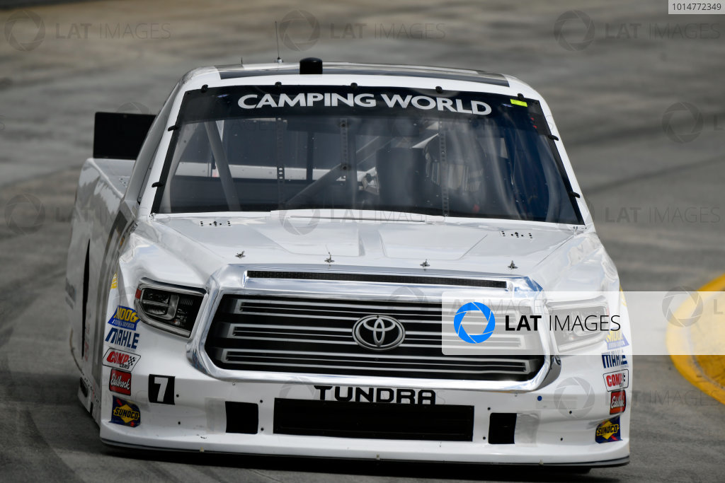 NASCAR Camping World Truck Series Alpha Energy Solutions 250 Martinsville Speedway, Martinsville, VA USA Friday 31 March 2017 Brett Moffitt World Copyright: Scott R LePage/LAT Images ref: Digital Image lepage-170331-mv-0378