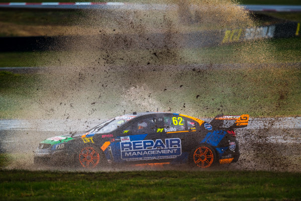 2017 Supercars Championship Round 5.  Winton SuperSprint, Winton Raceway, Victoria, Australia. Friday May 19th to Sunday May 21st 2017. Alex Rullo drives the #62 LD Motorsport Holden Commodore VF. World Copyright: Daniel Kalisz/LAT Images Ref: Digital Image 190517_VASCR5_DKIMG_3342.JPG