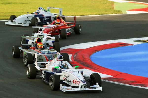 Michael Lewis (USA) Eurointernational. Formula BMW Europe, Rds 12 & 13, Monza, Italy, 10-12 September 2010.