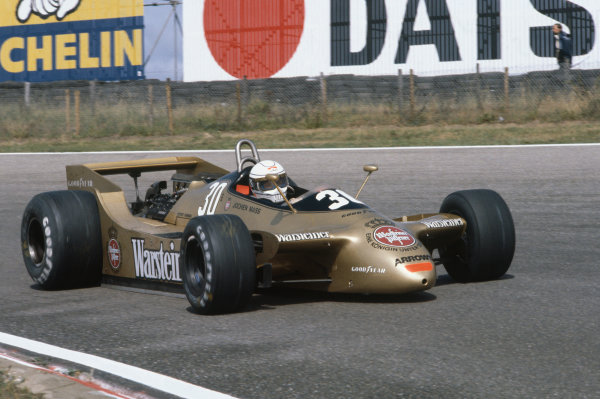 Zandvoort, Holland. 