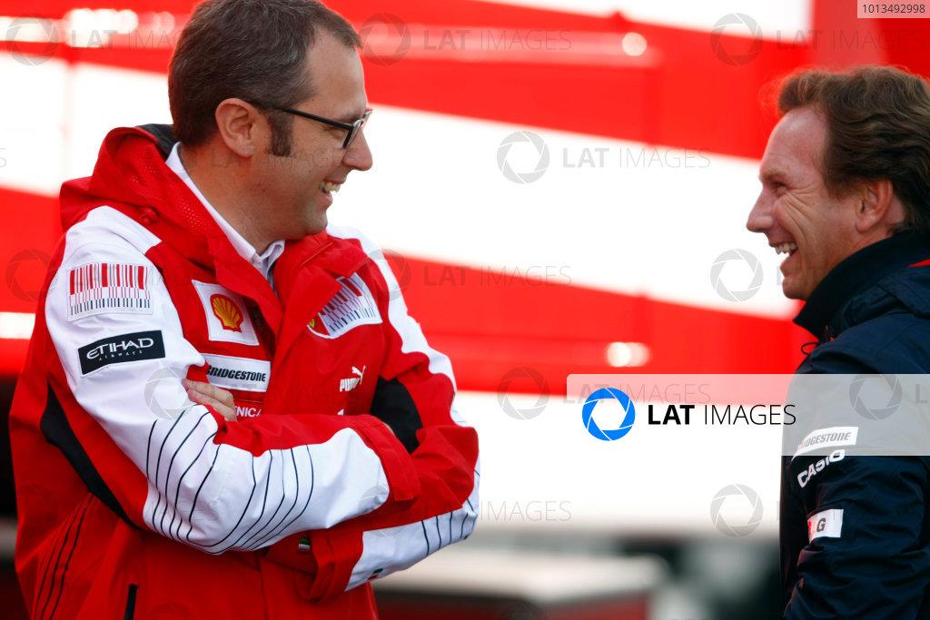 2010 Belgian Grand Prix - Saturday