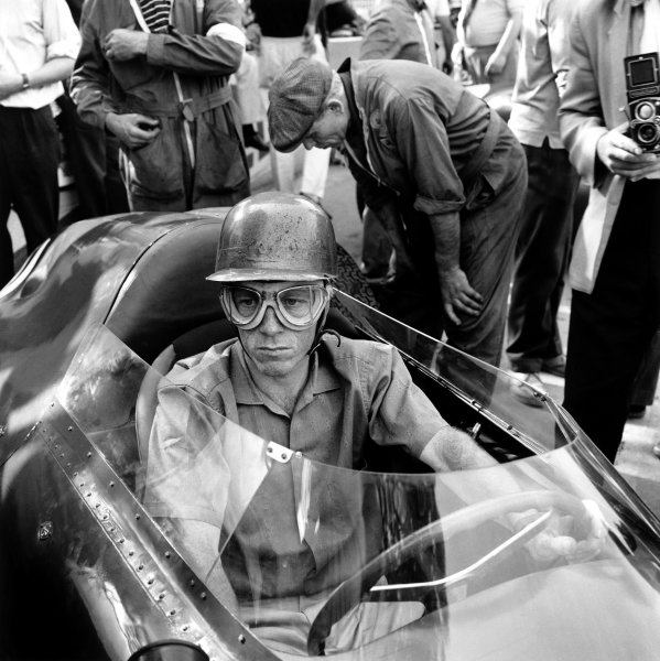 Monte Carlo, Monaco. 26-29 May 1960.