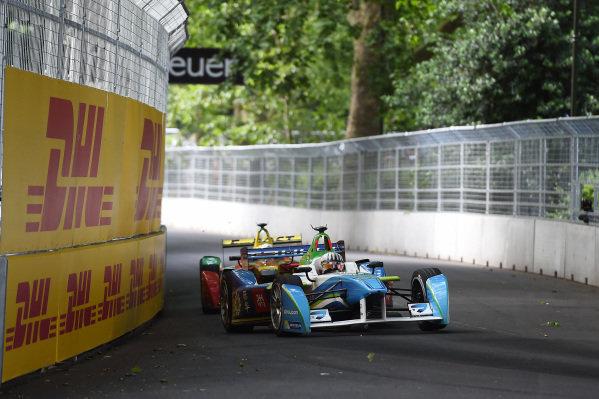 Alex Fontana (ITA) Trulli Formula E  Alex Fontana (ITA) Trulli Formula E  at Formula E Championship, Rd11, London, England, 28 June 2015.