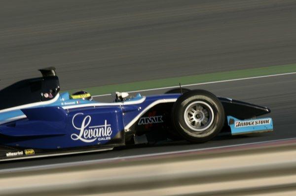 2008 GP2 Asia Series. Testing.Dubai. Dubai Autodrome. 20th January.xxxWorld Copyright: Alastair Staley/GP2 Series Media Serviceref: _MG_2113