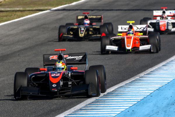 JEREZ (ESP) 28-30 oct 2016, Spanish F4, Euro Formula Open and Formula V8 3.5 2016 at circuito de Jerez. Vitor Baptista #22 RP motorsport. Action. © 2016 Klaas Norg / Dutch Photo Agency / LAT Photographic