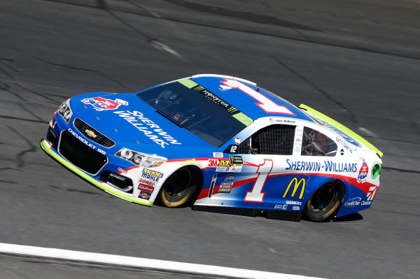 Monster Energy NASCAR Cup Series Bank of America 500 Charlotte Motor Speedway, Concord, NC Friday 6 October 2017 Jamie McMurray, Chip Ganassi Racing, Sherwin-Williams Chevrolet SS World Copyright: Matthew T. Thacker LAT Images