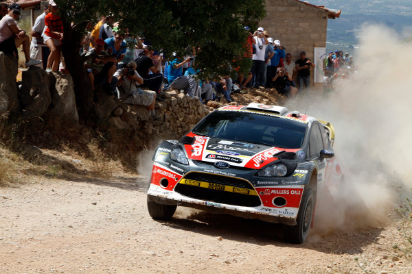 Round 06 - Rally Acropolis Greece.
