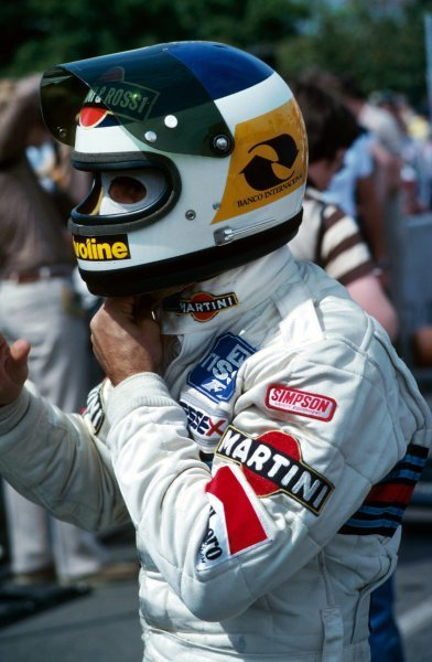 Carlos Reutemann (ARG) Lotus retired from the race on lap 22 with a broken transmission.United States Grand Prix West, Rd 4, Long Beach, California, USA, 8 April 1979.