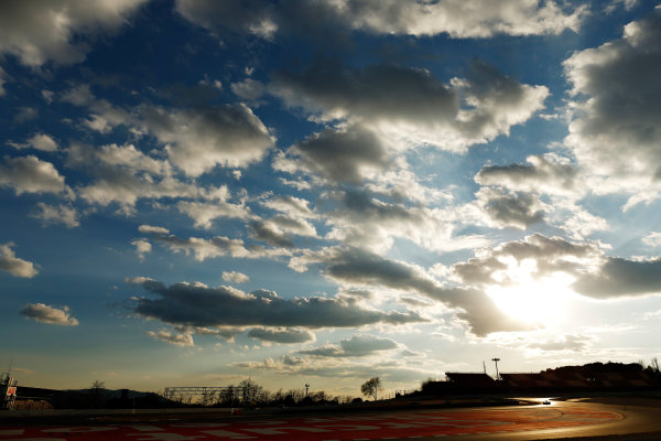Circuit de Catalunya, Barcelona, Spain Thursday 25 February 2016. World Copyright: Alastair Staley/LAT Photographic ref: Digital Image _79P4937