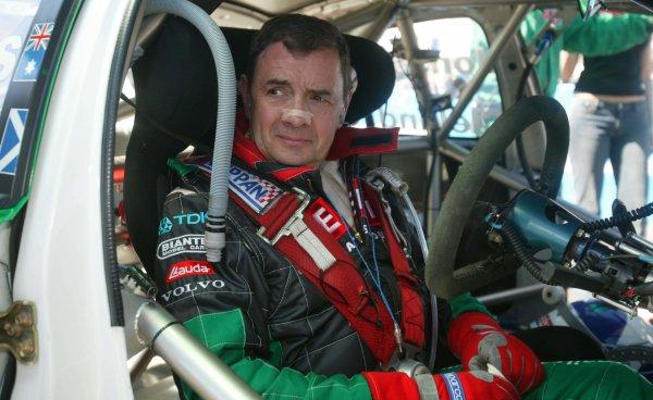 2003 Australian V8 SupercarsBathurst 1000kms, Bathurst, Australia. 12th October 2003.John Cleland.World Copyright: Mark Horsburgh/ LAT Photographic