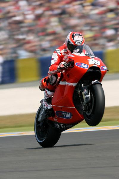 France LeMans 21- 23 May 2010Nicky Hayden Ducati Marlboro Team