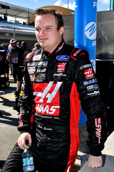 NASCAR XFINITY Series Ford EcoBoost 300 Homestead-Miami Speedway, Homestead, FL USA Saturday 18 November 2017 Cole Custer, Haas Automation Ford Mustang World Copyright: Rusty Jarrett LAT Images
