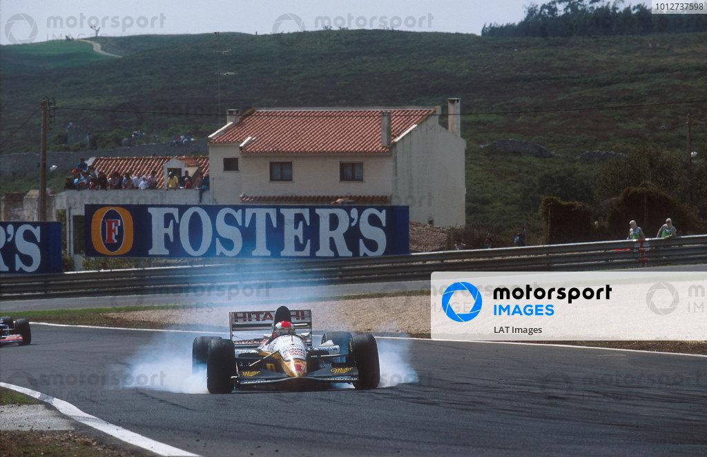 1994 Portuguese Grand Prix.