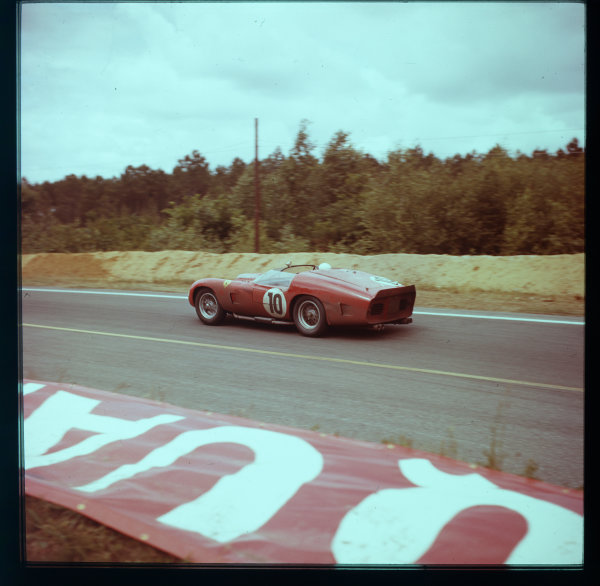 1961 Le Mans 24 hours.