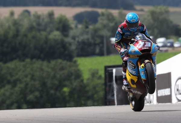 Race winner Alex Marquez, Marc VDS Racing.