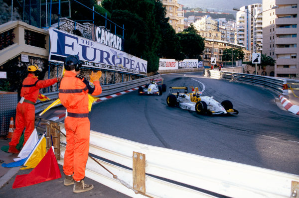 1994 Monaco F3 Grand Prix.