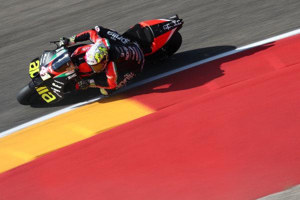 Aleix Espargaro, Aprilia Racing Team Gresini .