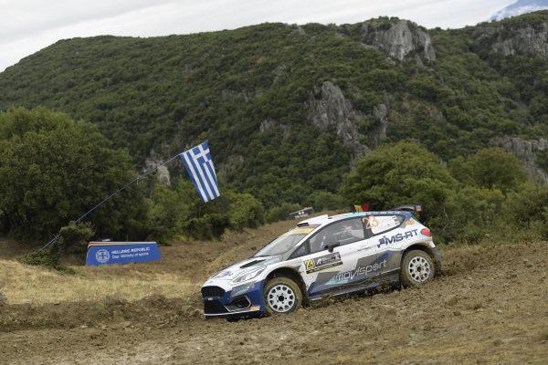 Nikolay Grayzin (RUS), Movisport, Ford Fiesta Rally2