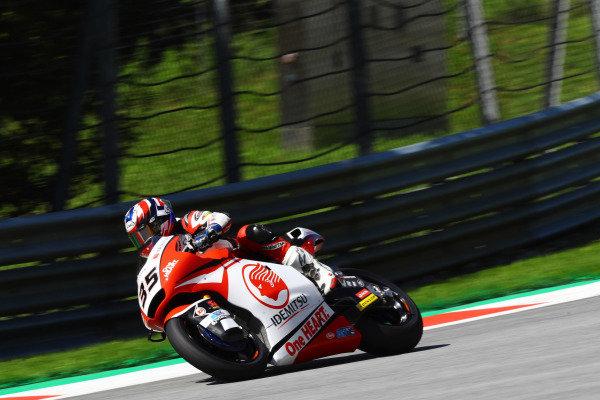 Somkiat Chantra, Honda Team Asia, Austrian Moto2, 2019