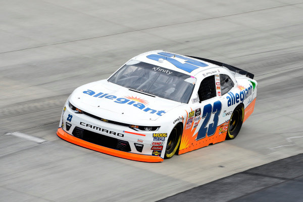 #23: Johnny Sauter, GMS Racing, Chevrolet Camaro Allegiant Airlines