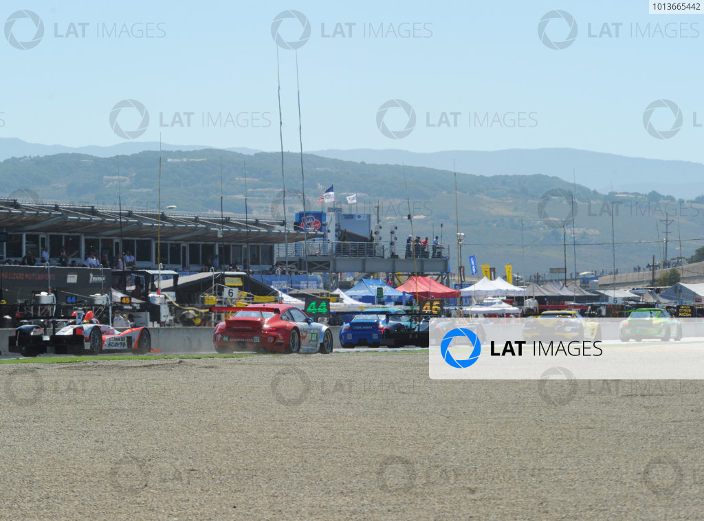 16-18 September, 2011, Monterey, California USA