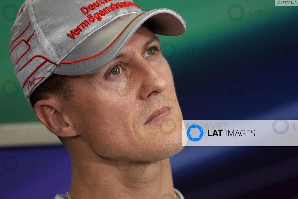 Brazilian Grand Prix - Thursday