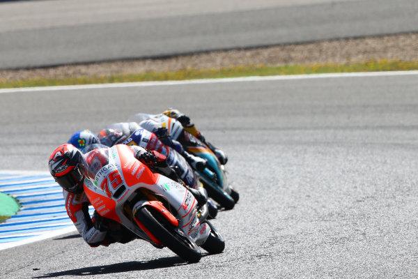 2017 Moto3 Championship - Round 4 Jerez, Spain Sunday 7 May 2017 Albert Arenas, Aspar Team World Copyright: Gold & Goose Photography/LAT Images ref: Digital Image 16281