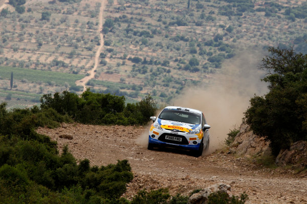 Round 06 - Rally Acropolis, Greece. 24-27 May 2012.