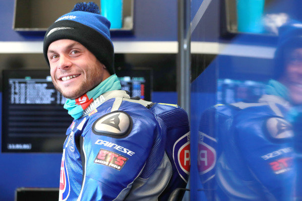Sandro Cortese, GRT Yamaha WorldSBK Team.