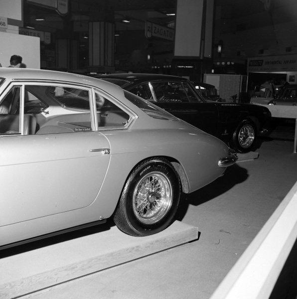 Ferrari 250 GT Coupé Aerodinamico