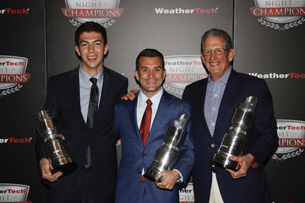 2018 WeatherTech Night of Champions, #48 Paul Miller Racing Lamborghini Huracan GT3, GTD: Madison Snow, Bryan Sellers, Corey Lewis, Paul Miller
