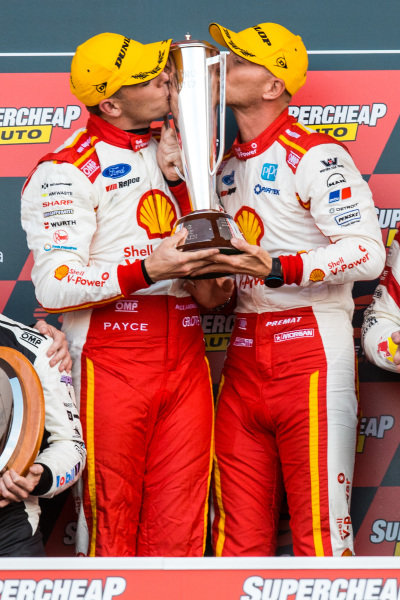 Scott McLaughlin, Alexandre Premat,  DJR Team Penske Ford