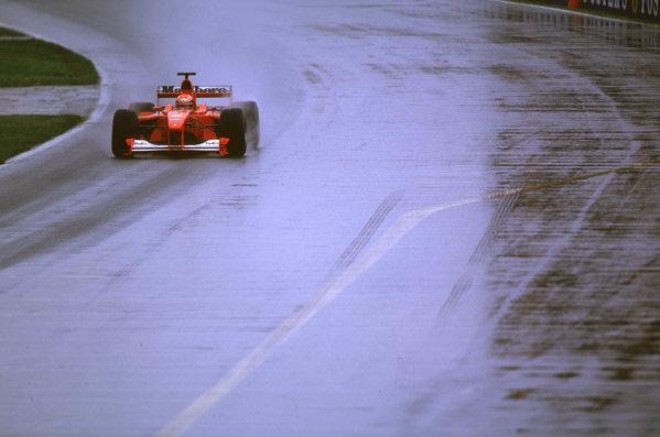 2000 Canadian Grand Prix