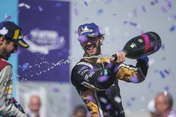 Jean-Eric Vergne (FRA), TECHEETAH, Renault Z.E. 17, wins