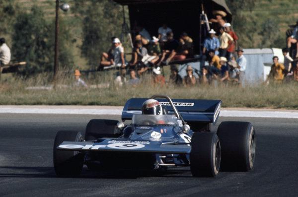 Jackie Stewart, Tyrrell 001 Ford.