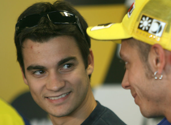 Donington Park, England. 18th June 2008.