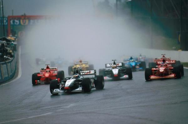 Arguably, one of F1's most historic races, 20 years on.