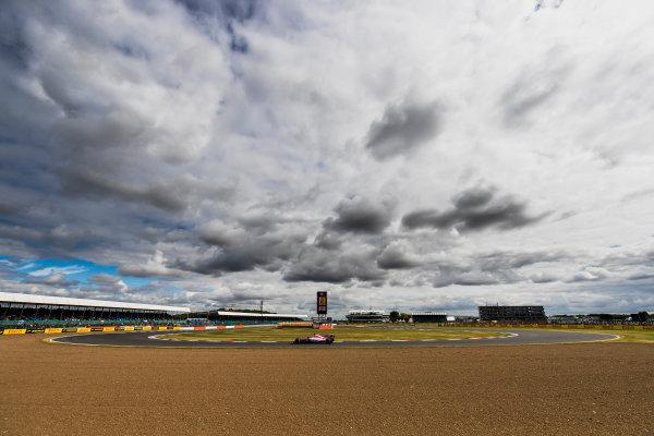 Silverstone, Northamptonshire, UK. Friday 14 July 2017. Sergio Perez, Force India VJM10 Mercedes. World Copyright: Zak Mauger/LAT Images ref: Digital Image _56I8683