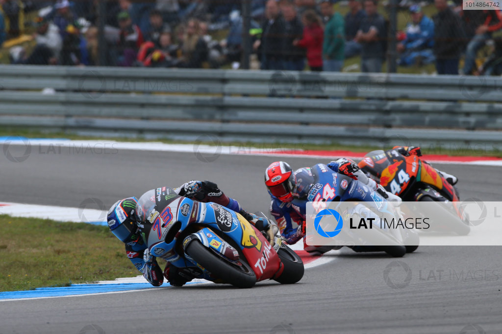2017 Moto2 Championship - Round 8 Assen, Netherlands Sunday 25 June 2017 Alex Marquez, Marc VDS,Moto2 World Copyright: David Goldman/LAT Images ref: Digital Image 680224