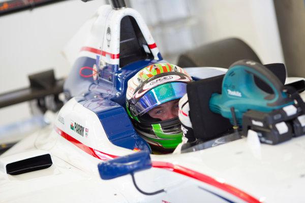 2016 GP3 Series Testing.  Spielberg, Austria. Red Bull Ring,  Wednesday 8th June 2016 .  Mathew Parry (GBR, Koiranen GP). Photo: Alastair Staley/GP3 Media Service  ref: 580A9039