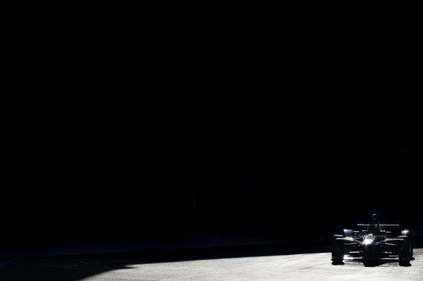 Hungaroring, Budapest, Hungary.  Sunday 30 July 2017. Tom Dillmann (FRA), Venturi, Spark-Venturi, Venturi VM200-FE-02. World Copyright: Patrik Lundin/LAT Images  ref: Digital Image PL2_0788 copy