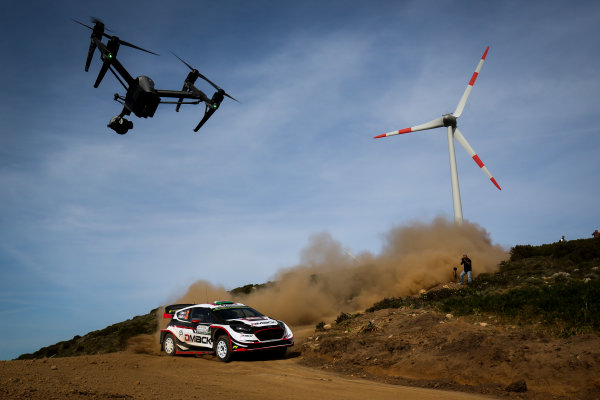2017 FIA World Rally Championship, Round 07, Rally Italia Sardegna, June 8-11, 2017, Elfyn Evans, Ford, action Worldwide Copyright: McKlein/LAT