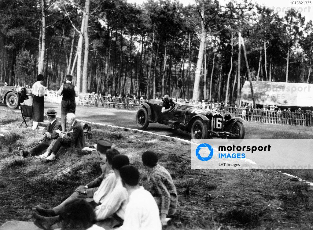 Le Mans, France. 13-14 June 1931.Lord Howe/Henry