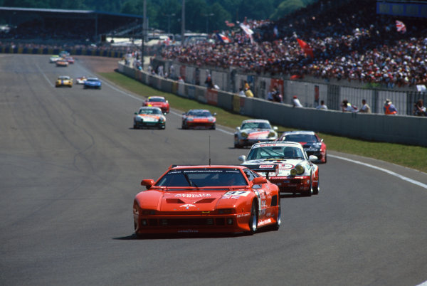 1994 Le Mans 24 Hours.