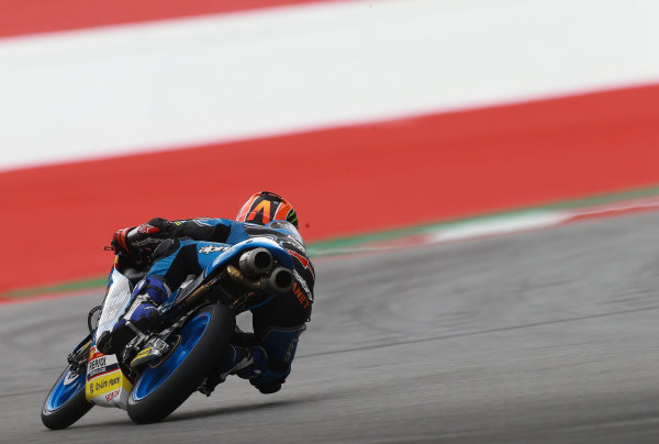 2017 Moto3 Championship - Round 11 Spielberg, Austria Friday 11 August 2017 Aron Canet, Estrella Galicia 0,0 World Copyright: Gold and Goose / LAT Images ref: Digital Image 685563