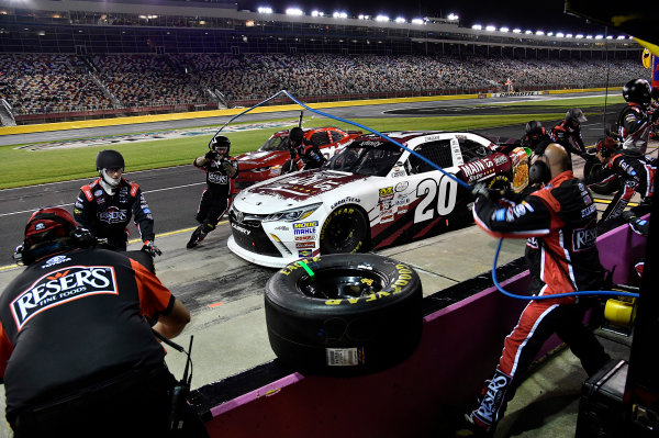 NASCAR XFINITY Series Drive for the Cure 300 Charlotte Motor Speedway, Concord, NC Sunday 8 October 2017 Erik Jones, Main Street Bistro Toyota Camry World Copyright: Rusty Jarrett LAT Images