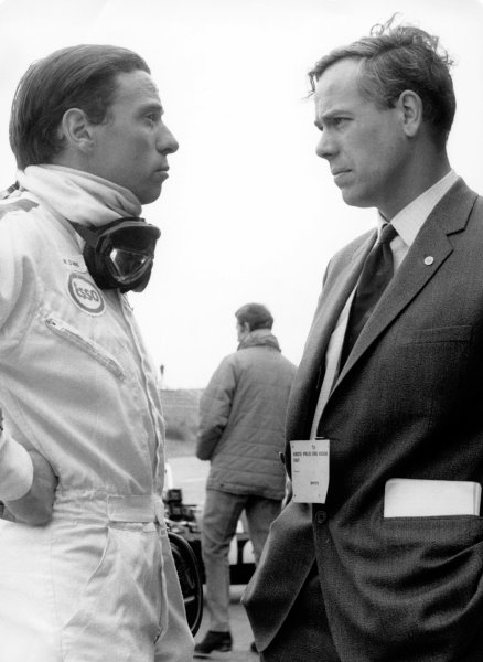 Zandvoort, Holland. 4th June 1967. Rd 3.