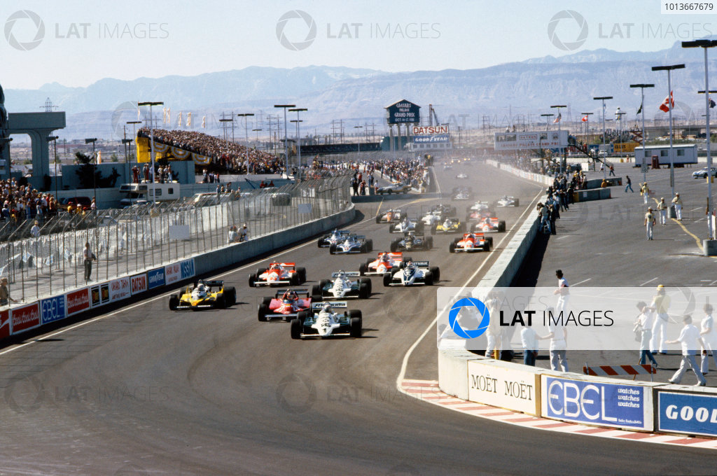 Grand Prix Las Vegas >> 1981 Caesars Palace Grand Prix 1981 Formula 1 Photo